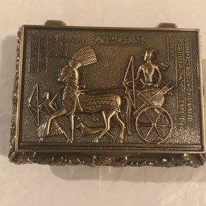 imported Jewelry - Jewelry case antiques